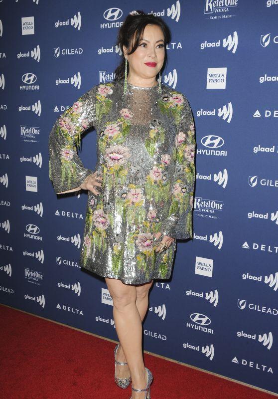 Jennifer Tilly – 2019 GLAAD Media Awards in Beverly Hills