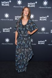 Jessica Schwarz – Montblanc #Reconnect 2 The World Party in Berlin