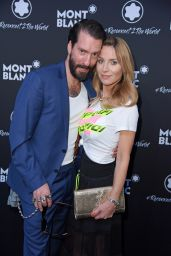 Johanna Michels – Montblanc #Reconnect 2 The World Party in Berlin
