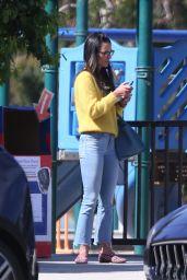 Jordana Brewster - Out in LA 04/06/2019