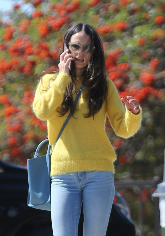 Jordana Brewster - Out in LA 04/06/2019