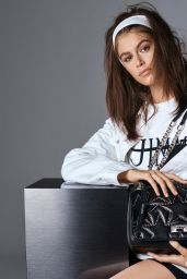 Kaia Gerber - Photoshoot for Jimmy Choo New Campaign (2019)