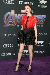 "Karen Gillan – ""Avengers: Endgame"" Premiere in LA"