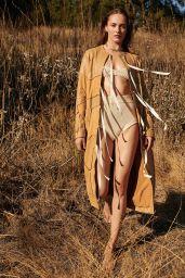 Karmen Pedaru - Photoshoot for Porter Magazine Summer 2019