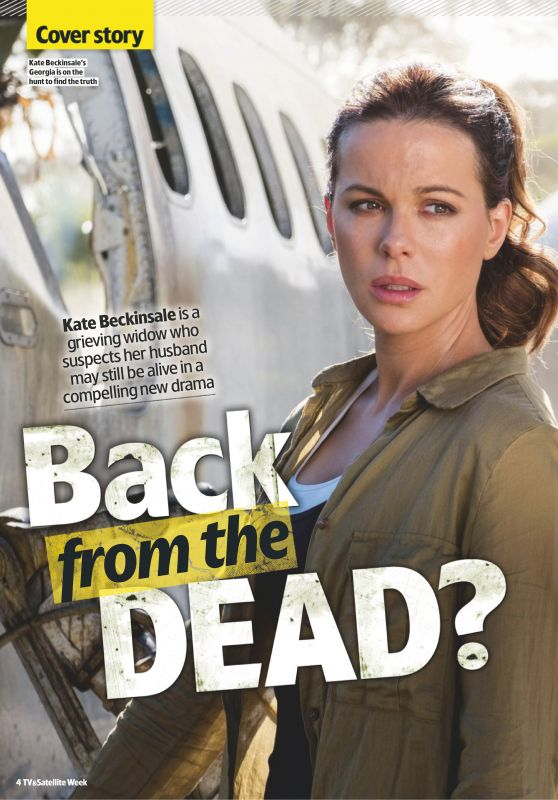 Kate Beckinsale - TV & Satellite Week 04/06/2019