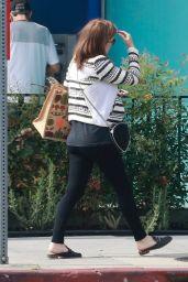 Kate Mara Casaul Style - Shopping in LA 04/15/2019