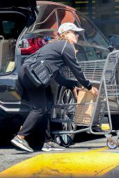 Kate Mara - Grocery Shopping in Los Feliz 04/23/2019