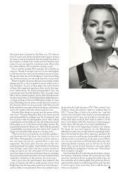 Kate Moss - British Vogue Magazine May 2019 Issue