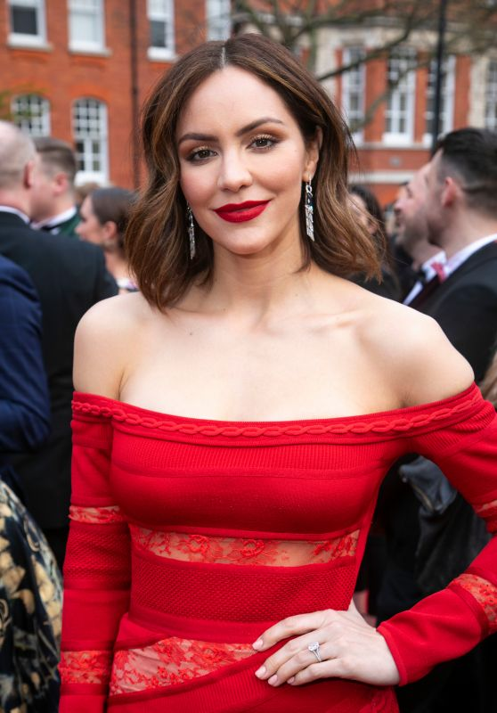 Katharine McPhee - The Olivier Awards 2019