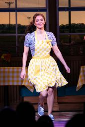 "Katharine McPhee - ""Waitress The Musical"" Musical Press Night in London 04/07/2019"