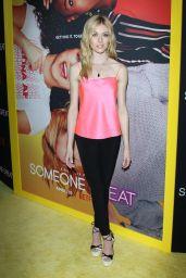 """Katherine McNamara – """"Someone Great"""" Premiere in LA"""