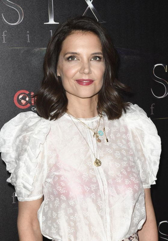 Katie Holmes - The State of the Industry: Past, Present and Future STX Films at CinemaCon in Las Vegas