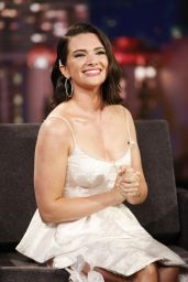 Katie Stevens - Jimmy Kimmel Live 04/16/2019