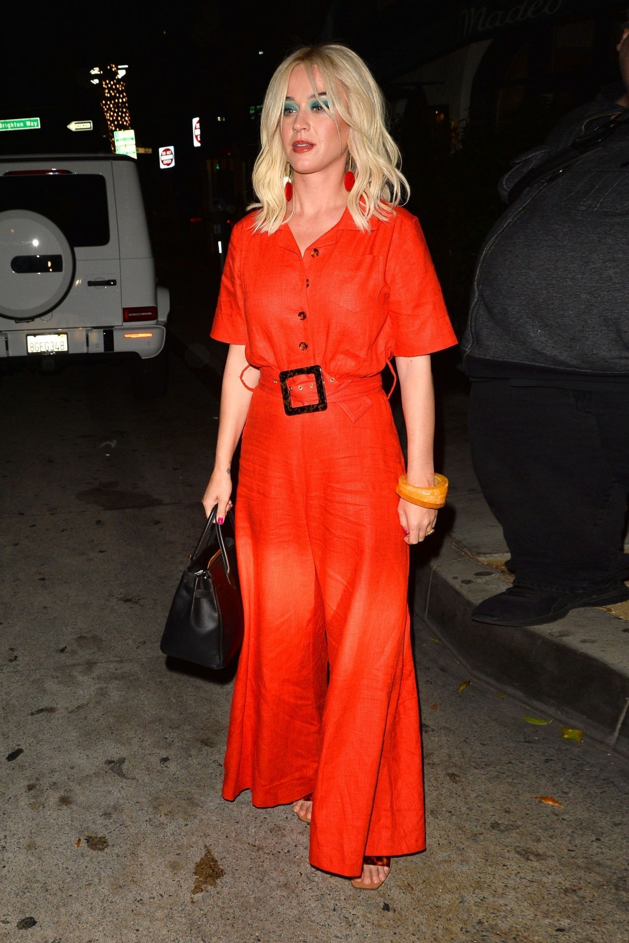 Katy Perry Night Out Style 04 24 2019