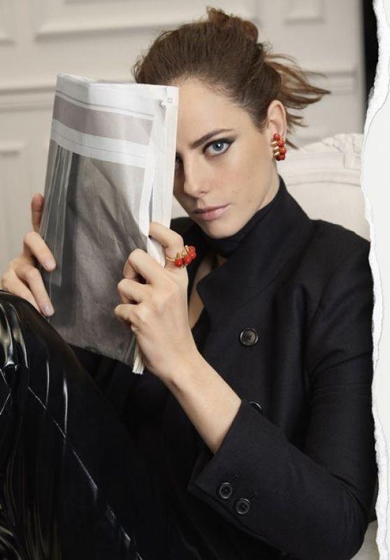 Kaya Scodelario - Clash de Cartier Promo Photos 2019