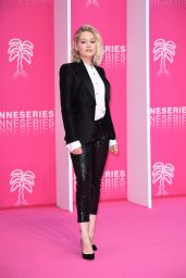 Kelli Berglund – 2019 Cannesseries in Cannes