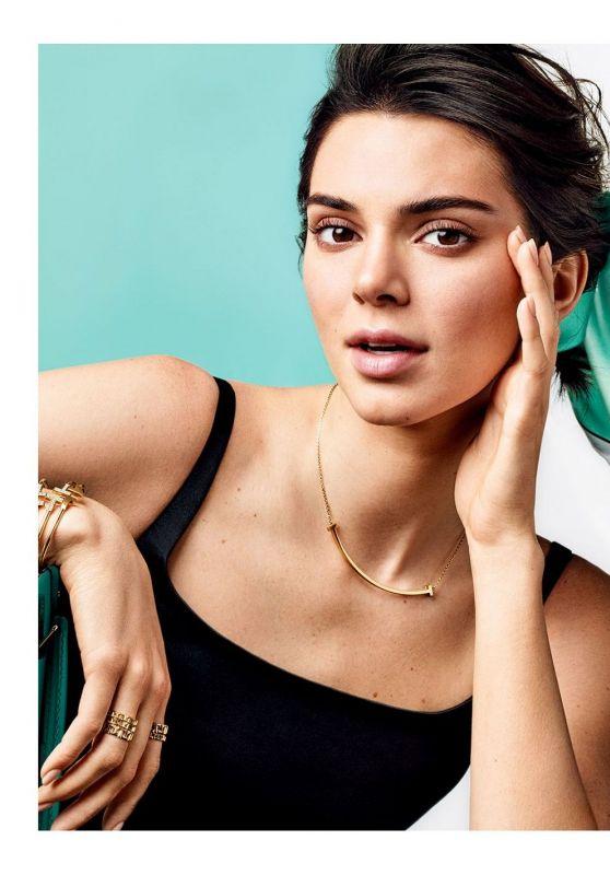 Kendall Jenner - Tiffany & Co