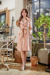 Kim So Hyun - Photoshoot for SOUP Spring/Summer 2019