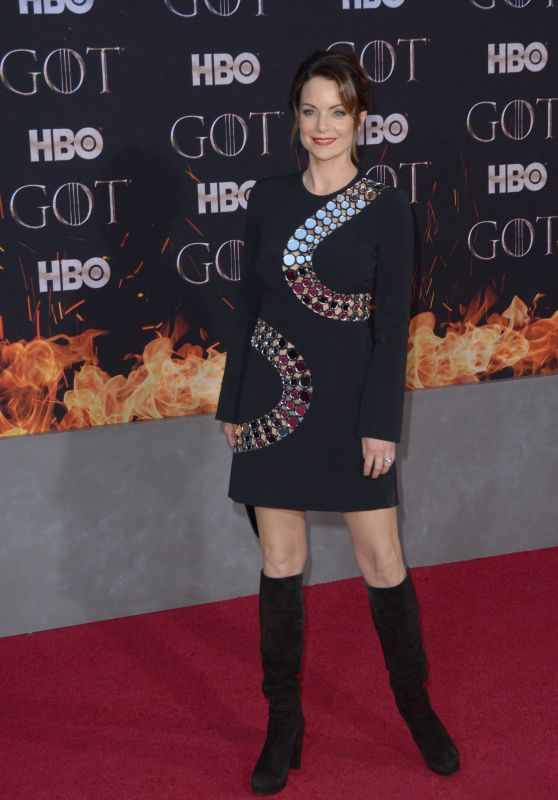 """Kimberly Williams-Paisley – """"Game of Thrones"""" Season 8 Premiere in NY"""