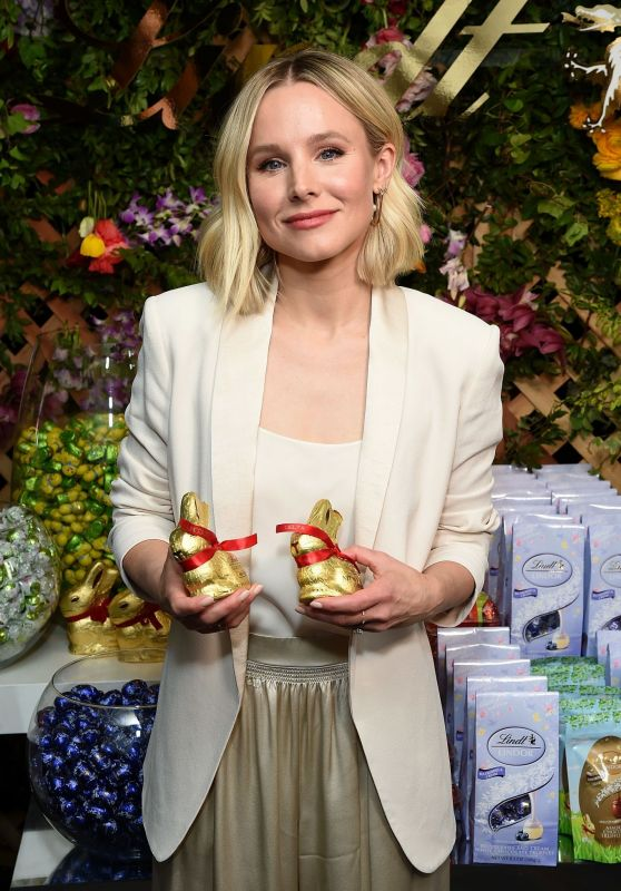 Kristen Bell - Hosts a Lindt Chocolate Easter Luncheon in LA 04/01/2019