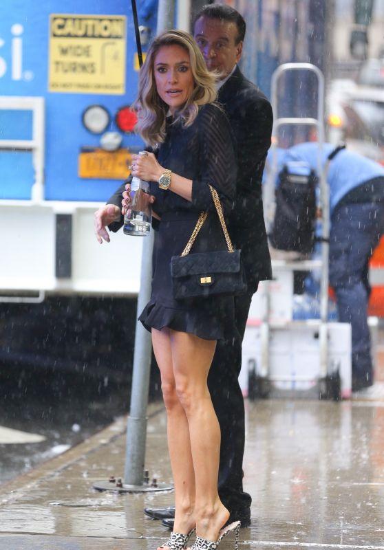 Kristin Cavallari - Leaving GMA in NYC 04/15/2019