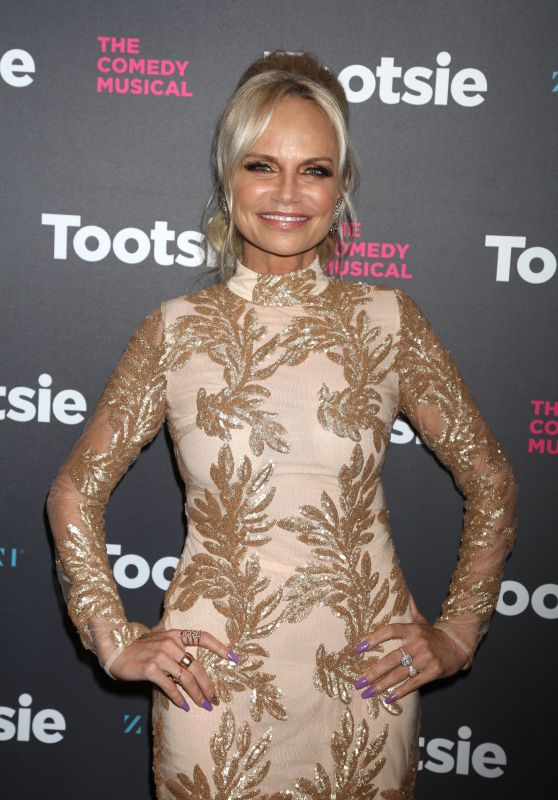 "Kristin Chenoweth – ""Tootsie"" Broadway Play Opening Night in NYC"