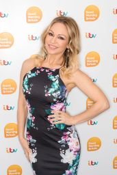 Kristina Rihanoff - Good Morning Britain TV Show in London 04/16/2019