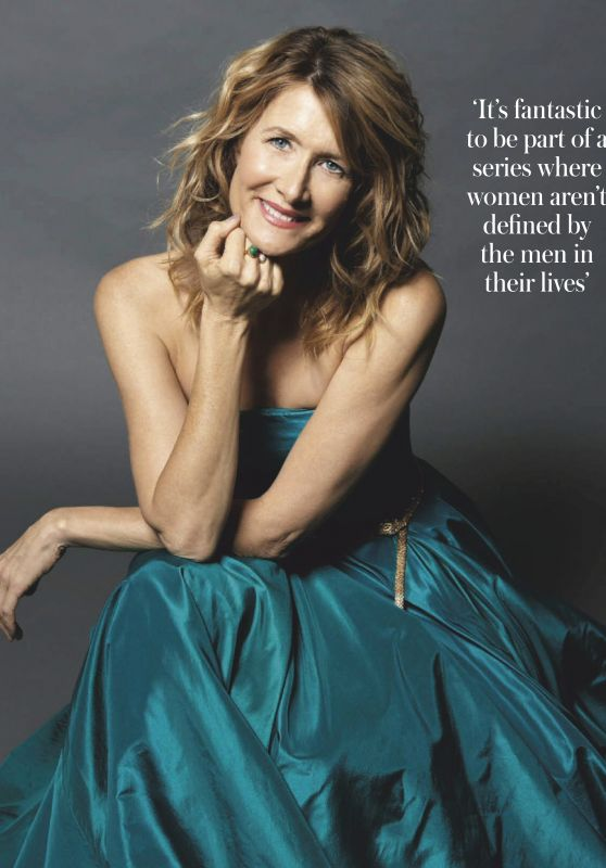 Laura Dern - Woman & Home Magazine South Africa May 2019 Issue