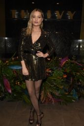 Laura Whitmore – The Ivy Manchester Roof Top Re Launching A Circus Party in Manchester 04/12/2019