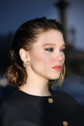 Léa Seydoux - Cinema Dinner Madame Figaro 04/12/2019