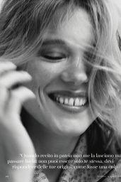Lea Seydoux - iO Donna del Corriere Della Sera April 2019 Issue