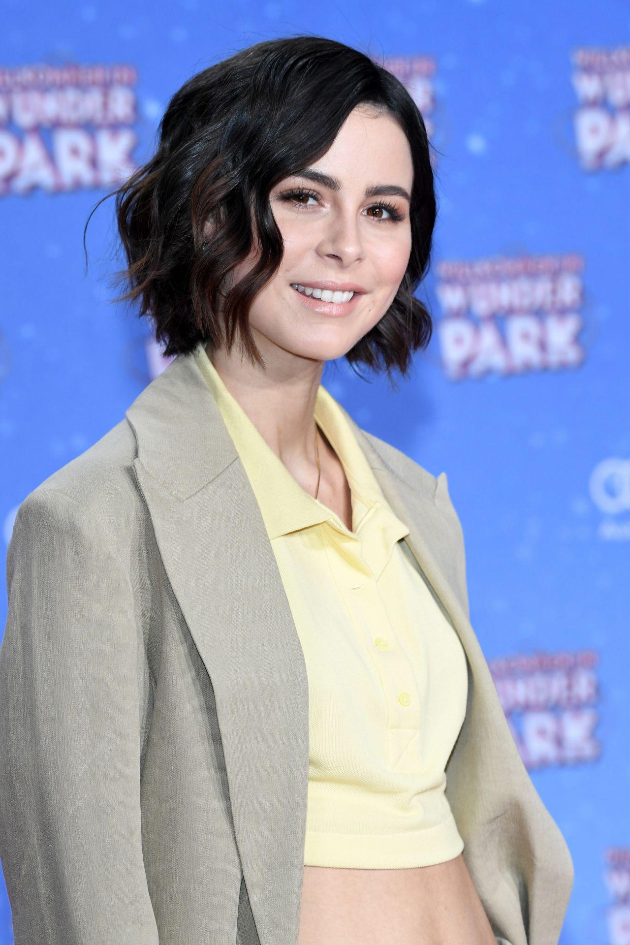 Lena Meyer Landrut U0026quot Willkommen Im Wunder Park U0026quot Premiere