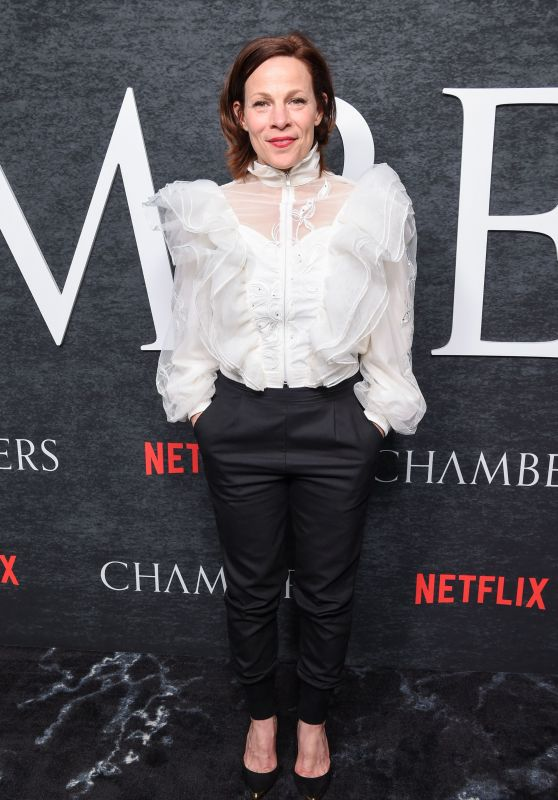 """Lili Taylor – """"Chambers"""" TV Show Season One Premiere in NY"""