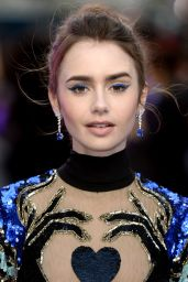 "Lily Collins - ""Extremely Wicked, Shockingly Evil and Vile"" Premiere in London"
