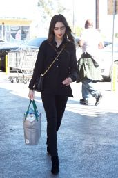 Lily Collins - Shopping at Whole Foods in West Hollywood 04/18/2019