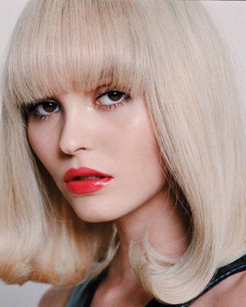 Lily-Rose Depp - Glamour France April/May 2019 • CelebMafia