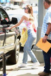Lily-Rose Depp - Running Errands in LA 04/08/2019