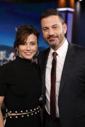 Linda Cardellini - Jimmy Kimmel Live 04/15/2019
