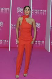 Lindsey Morgan - 2019 Canneseries International Series Festival Opening Ceremony