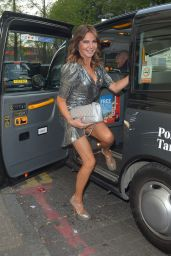 """Lizzie Cundy – """"Once Upon A Time in London"""" Premiere in London"""