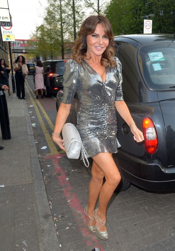 "Lizzie Cundy – ""Once Upon A Time in London"" Premiere in London"