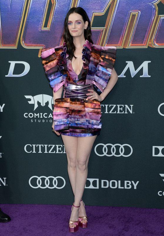 "Lydia Hearst – ""Avengers: Endgame"" Premiere in LA"
