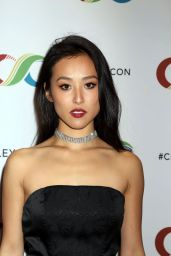 Lyrica Okano – Clexacon in Las Vegas 04/13/2019