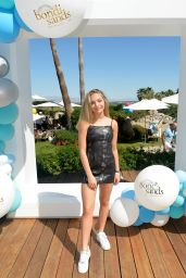 Maddie Ziegler - Bondi Sands Aero Launch Party in Palm Springs 04/13/2019