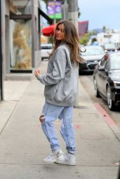 Madison Beer in Ripped Jeans 04/04/2019