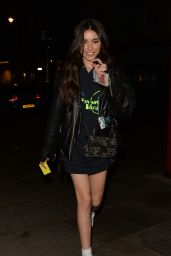 Madison Beer Night Out Style 04/02/2019