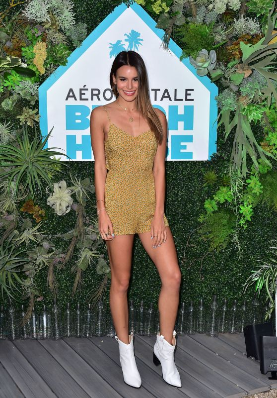 Madison Reed – Aero x Repreve Eco Friendly Collection in Malibu 04/26/2019