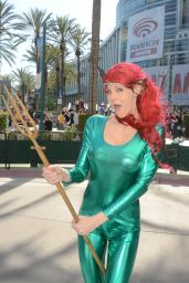 Maitland Ward - WonderCon 2019 in Anaheim