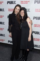 "Marin Hinkle – ""Socrates"" Broadway Opening Night"