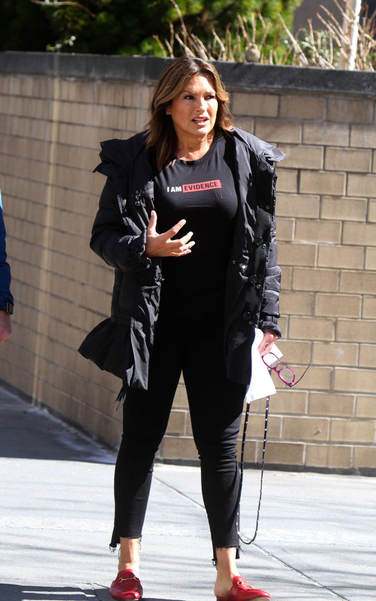 Mariska Hargitay Quot Law And Order Special Victims Unit